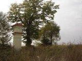 Údolím Lužnice do Dobronic - boží muka u polní cesty za Haškovcovou Lhotou