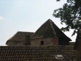 střechy bechyňského opevnění