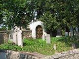 Židovský hřbitov v Bechyni